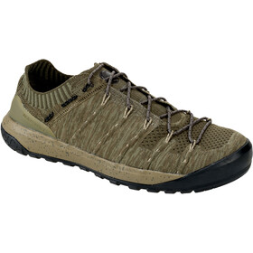 Mammut Hueco Knit Low Chaussures Homme, olive-light olive
